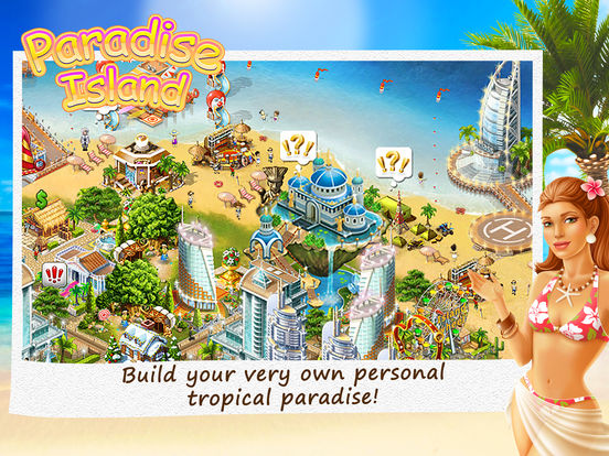 Paradise Island HD iPad Screenshot 2