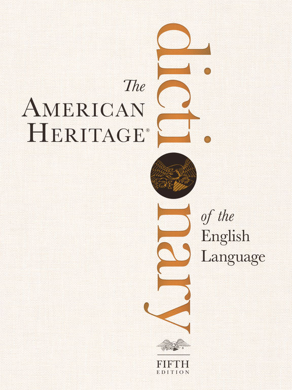 american heritage dictionary 5th edition pdf