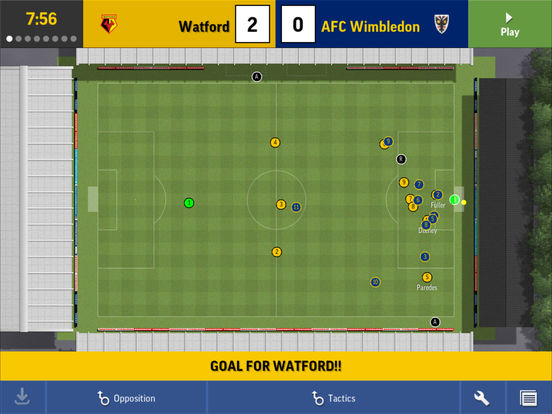Football Manager Mobile 2017 Screenshots