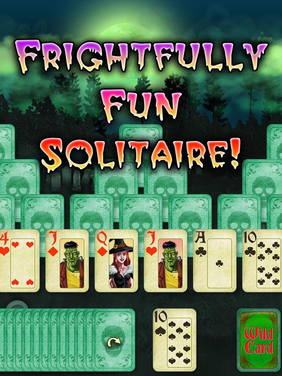Halloween Tripeaks Solitaire на iPad