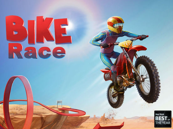 Bike Race Free by Top Free Games screenshot