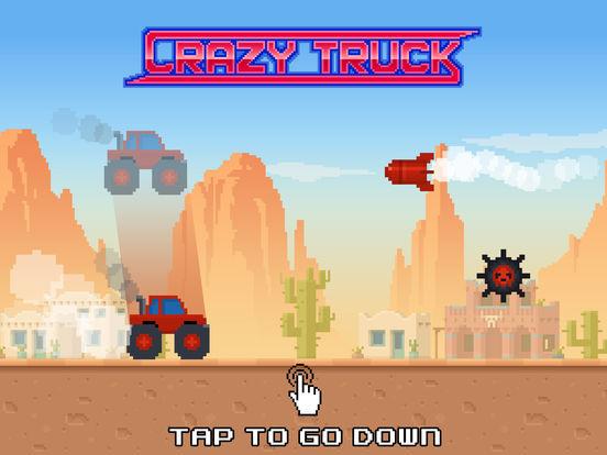 Crazy Truck! на iPad