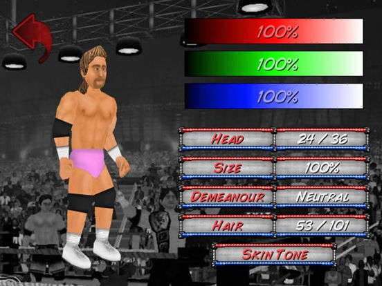 Wrestling Revolution (Pro) Screenshots