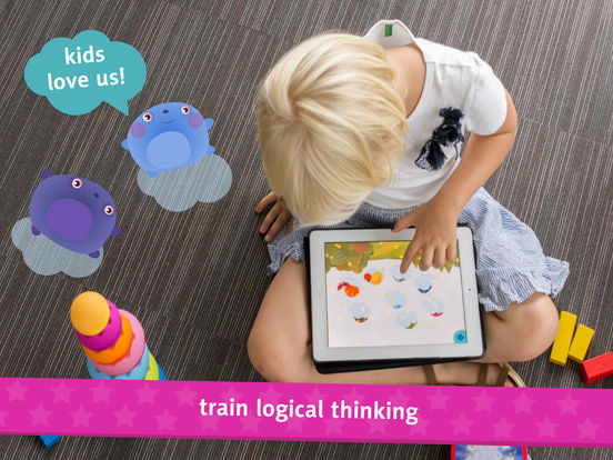 Domi Domi Blocks – develop logic, kids sequence Screenshots