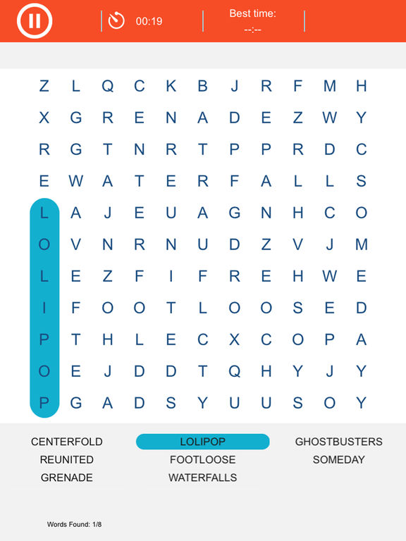 Find Words - Word Search Screenshots