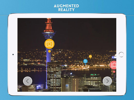 Auckland Travel Guide iPad Screenshot 2