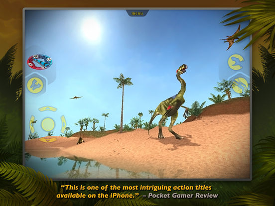 Carnivores: Dinosaur Hunter LE iPad Screenshot 3