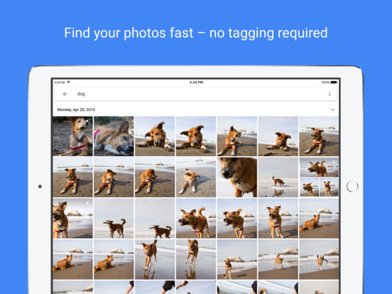 Google Photos - free photo and video storage screenshot