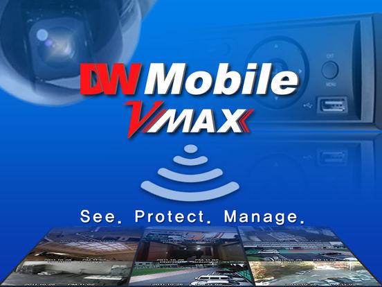 DW VMAX iPad Screenshot 1