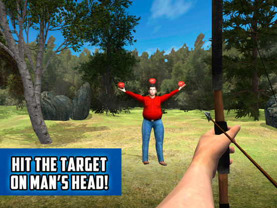 Apple Shooter: Archery World Championship 3D Full Screenshots