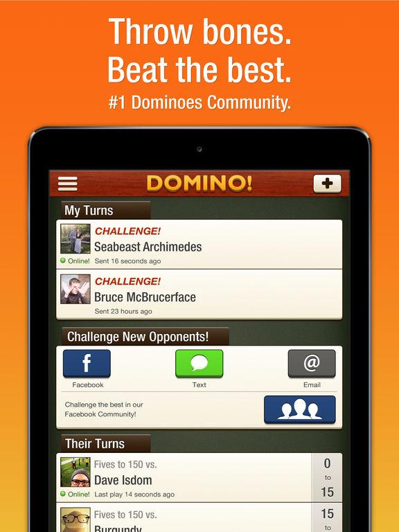Domino screenshot 6