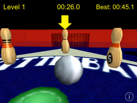 Skittleball iPad Screenshot 3