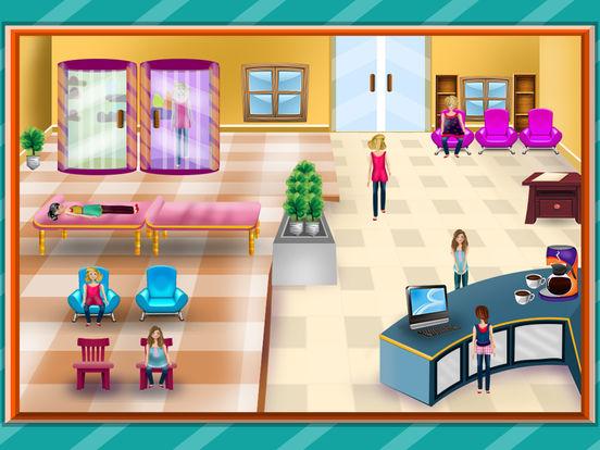 Скачать Спа салон красоты Анны & макияж салон - весело игр