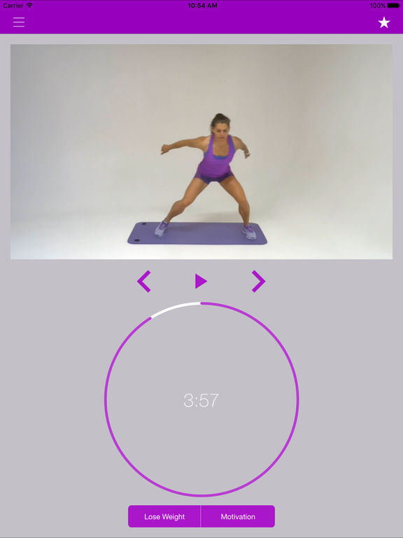Fat Burning Workouts - Fat Burner Secret Exercises Screenshots