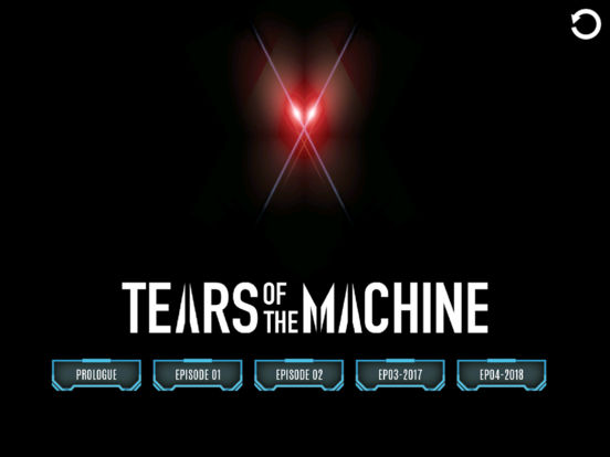 tears of the machine