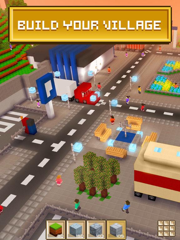 Block Craft 3D: Building Simulator Game For Freescreeshot 5