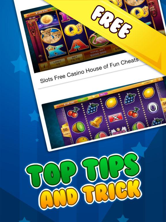 slots cheats iphone