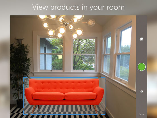 Houzz Interior Design Ideas screenshot & The best iPhone apps for interior design - appPicker