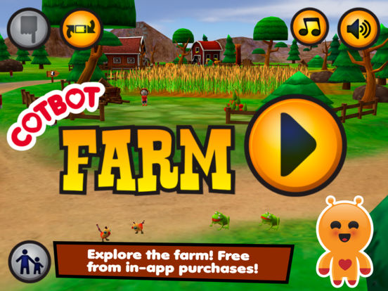 CotBot Farm launches on App Store Image
