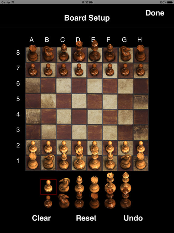 Chess by Mastersoft screenshot