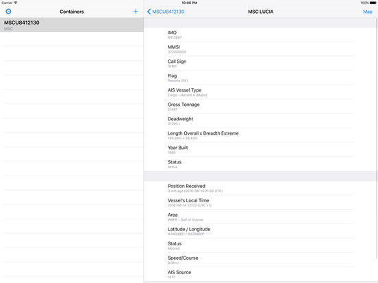 TrackThat iPad Screenshot 3