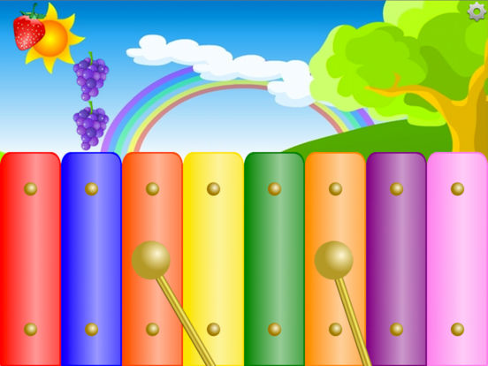 Kids Fruit Xylophone Screenshots