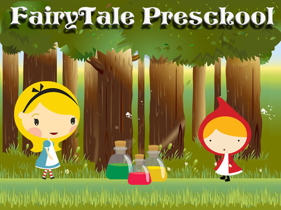 Fairytale Preschool! iPad Screenshot 1