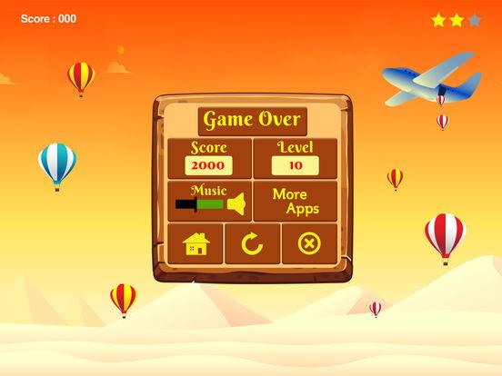 Parachute Crush - finger tap crush top free games iPad Screenshot 4