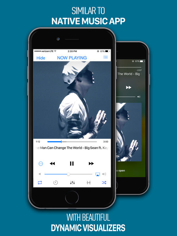 Premium Player: Unlimited Music for Pandora screenshot 7