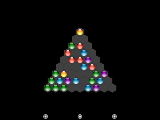 Triangle Lines iPad Screenshot 3