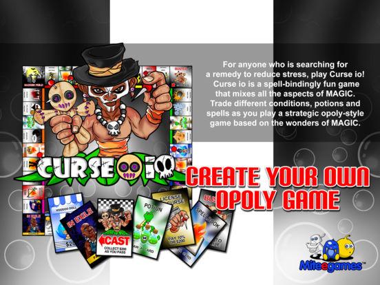 Curse io (opoly) Screenshots