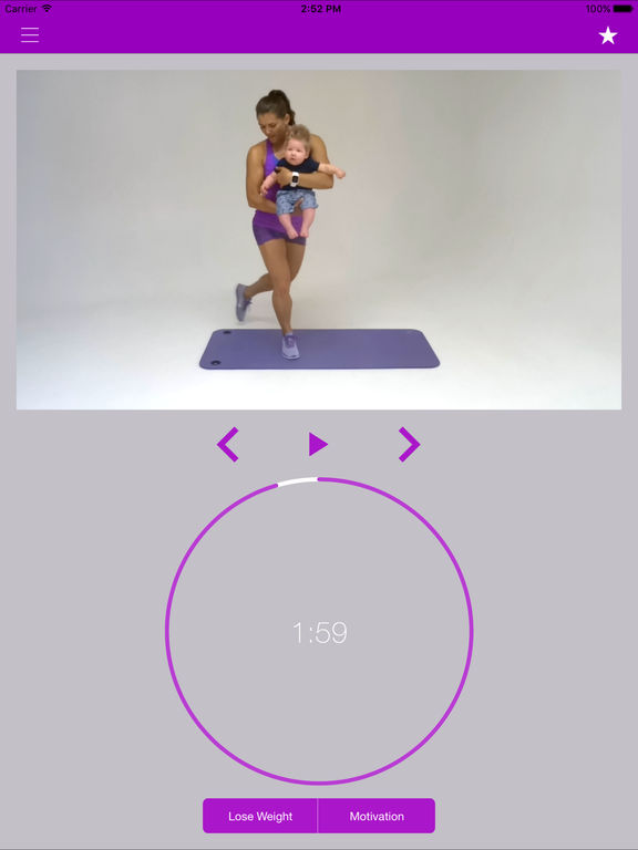 After Pregnancy Exercises Diet Baby Workout Screenshots