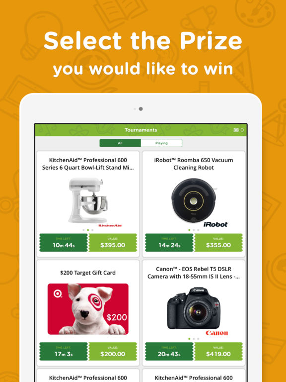 apps that you can win real prizes