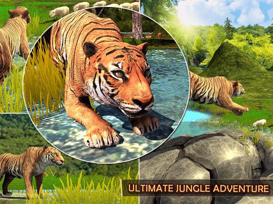 Скачать Жизнь дикий тигр - Джунгли история выживания
