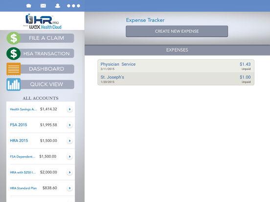 AdminPro iPad Screenshot 3