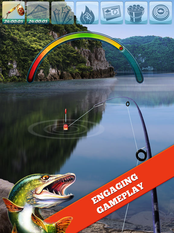 The Best Fishing Games For Iphone And Ipad Apppicker