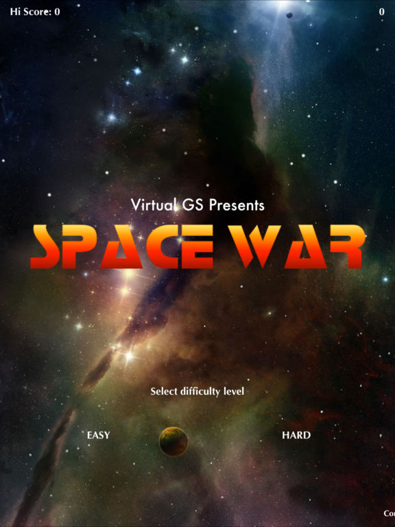 Space War HD Screenshots
