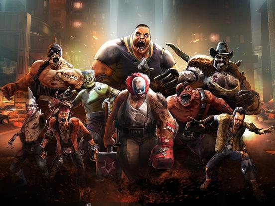 Zombie Deathmatch Screenshot