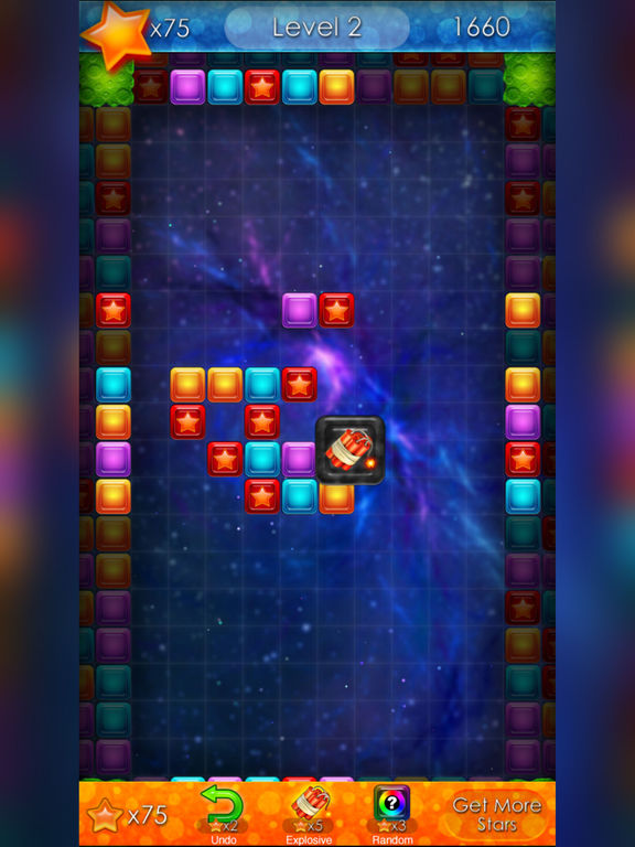 Exact 2 Blast Gems and Bricks Very Addictive Game Screenshots