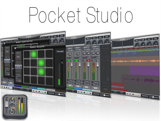 Pocket Studio Screenshots