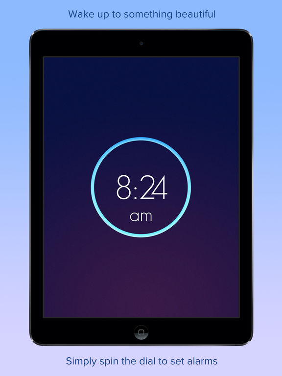 Wake Alarm Clock Screenshots