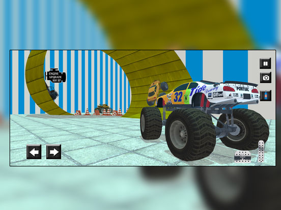 Furious Kids Monster Truck для iPad