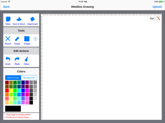 iMedDoc-EMR iPad Screenshot 4