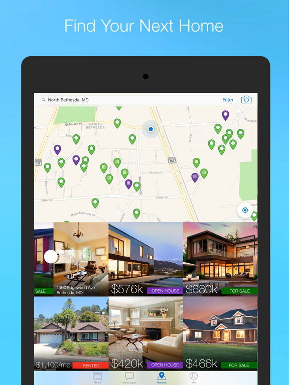 Homesnap Real Estate & MLS Homes for Sale screenshot