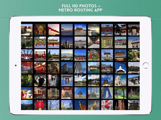 Beijing City Travel Guide iPad Screenshot 5