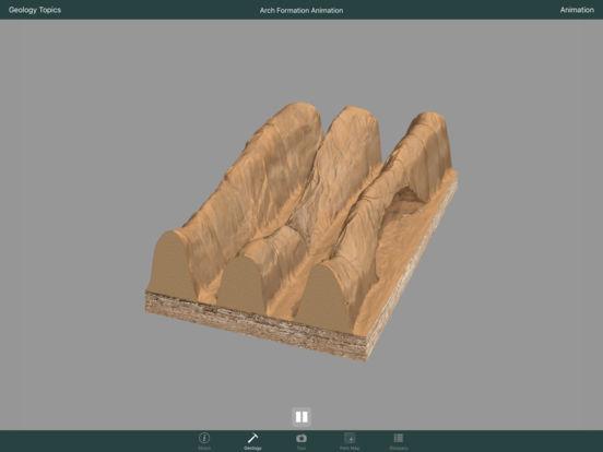 Arches National Park Geology Tour iPad Screenshot 2