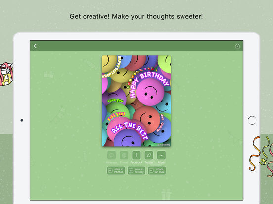 birthday cards free greeting cards on the app store, Birthday card