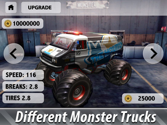 Скачать Monster Truck Offroad Rally 3D 2 Full