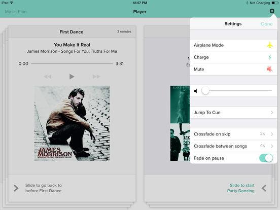 My WeddingDJ iPad Screenshot 4
