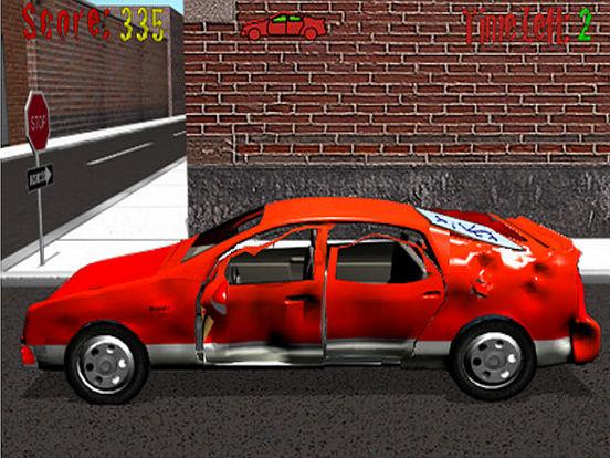 iBash Cars Lite iPad Screenshot 4